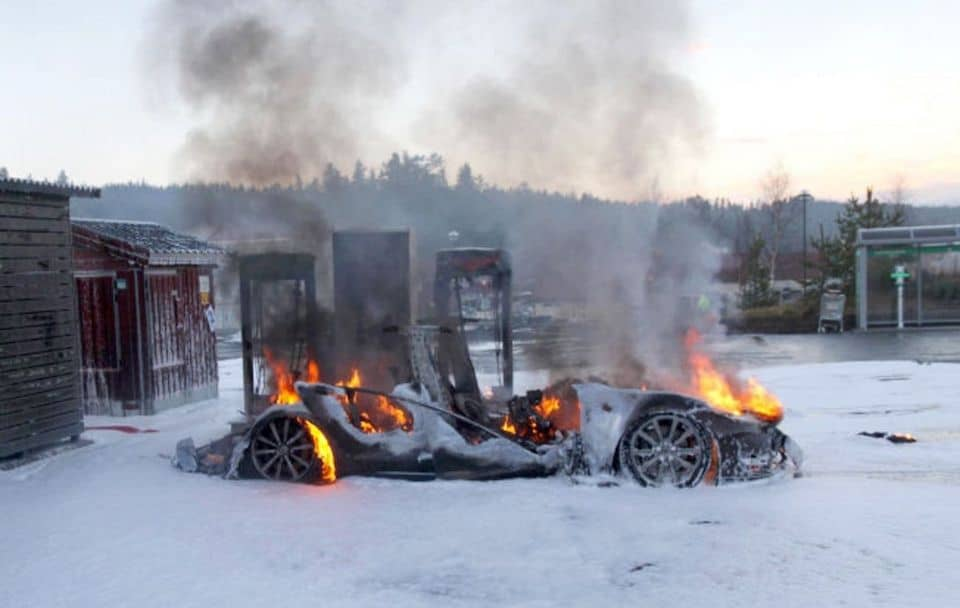 Why Tesla Cars Catch Fire - And How To Prevent It
