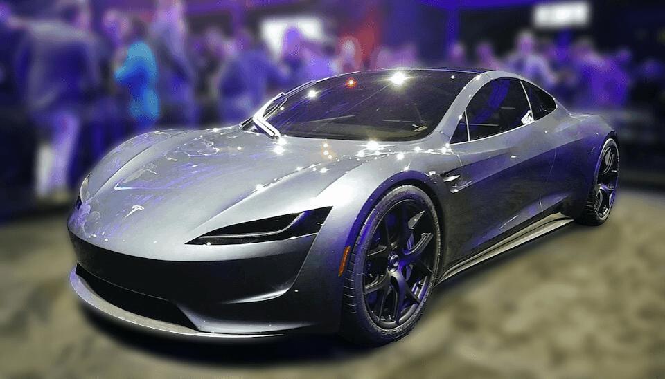 Tesla Roadster vs. Bugatti Chiron: What's Your Dream Car?