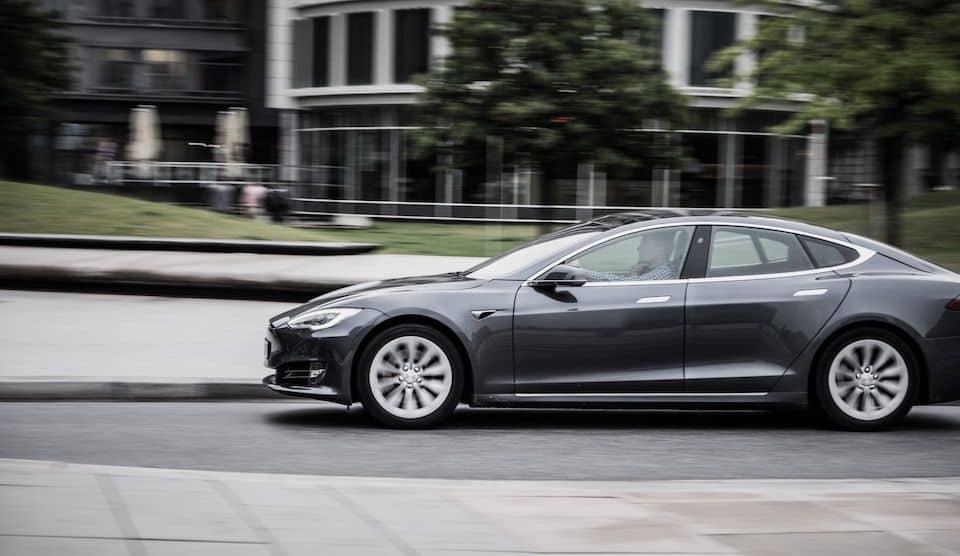 Can a Tesla Do a Burnout?