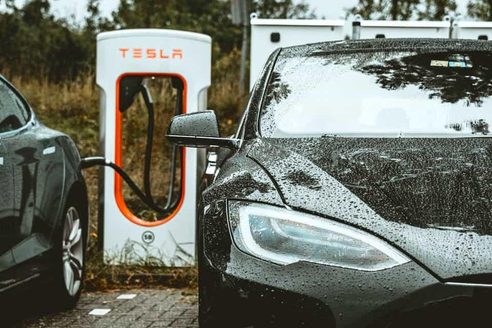 Tesla Car Range by Model