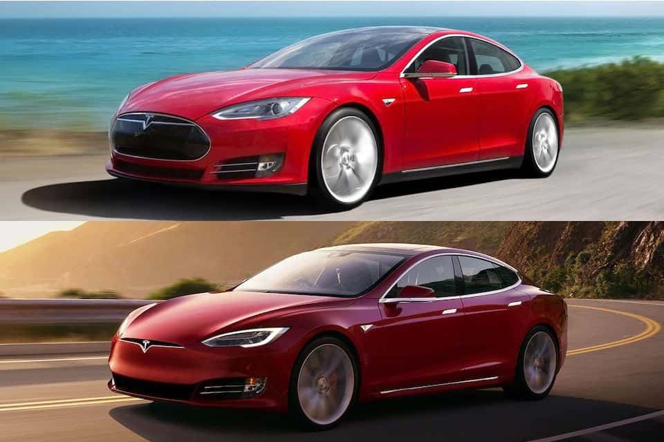 How Has the Tesla Model S Changed Since it First Came Out