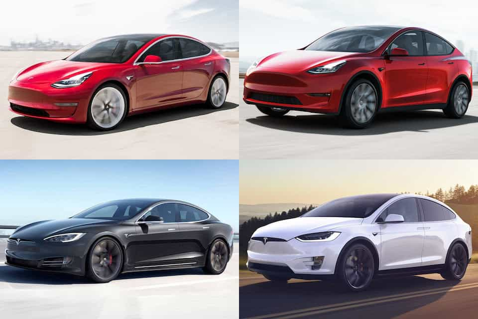 These Are the 4 Tesla Cars Available Right Now [2020]