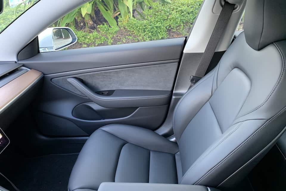 Why Are My Tesla Leather Seats Bubbling?