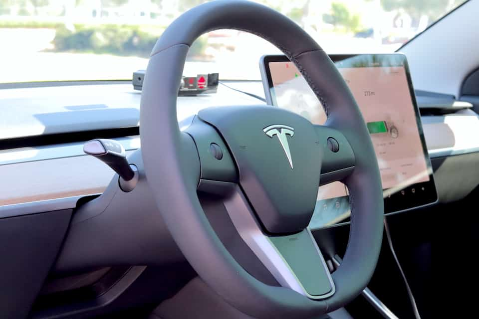 These Teslas Are Self Driving