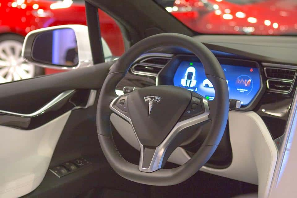 Troubleshooting Fob Issues on a Tesla Model X