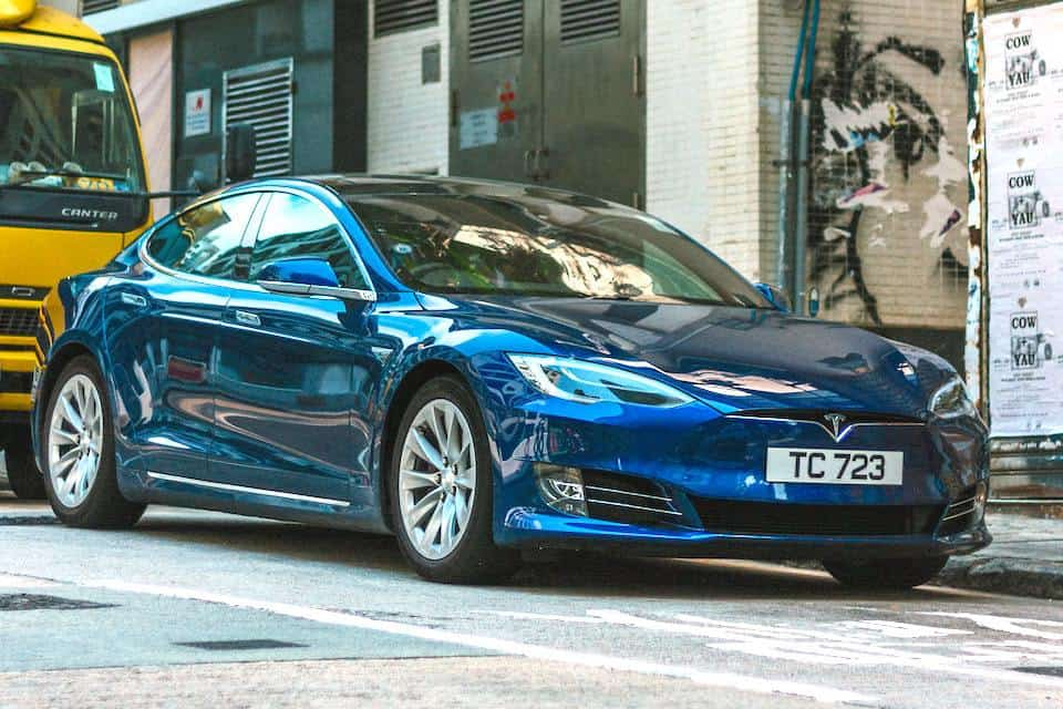 This Is What You'll Find Under The 'Hood' Of A Tesla