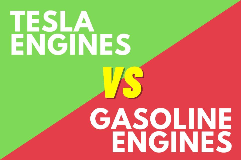 Tesla Engines Vs. Gasoline V6 Engines