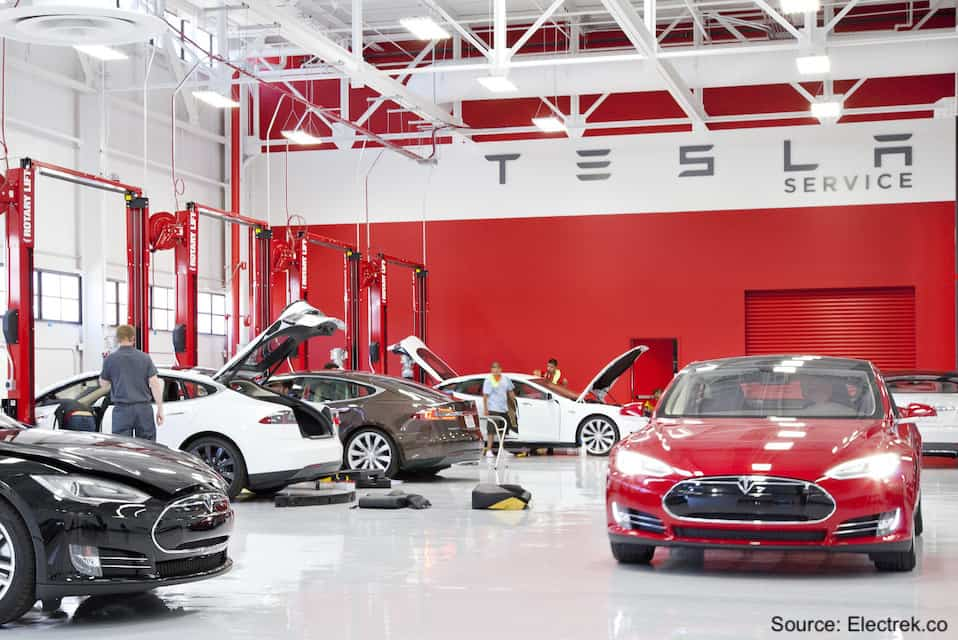A Guide to Getting Your Tesla Serviced