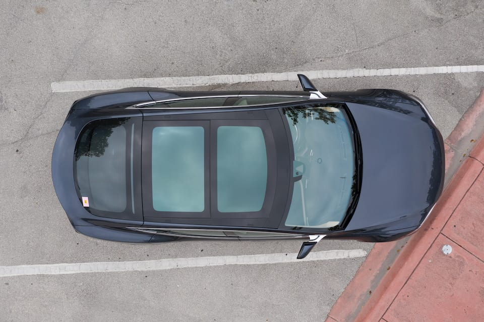Can You Tint a Tesla Roof?