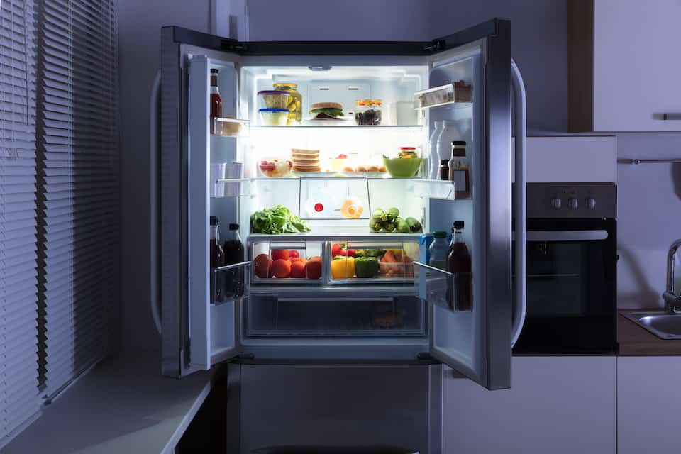 Here's How Much Solar Power You Need to Run a Refrigerator
