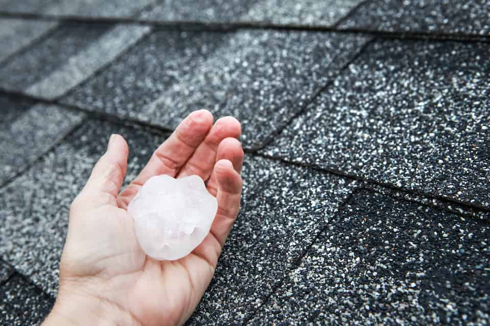 How the Tesla Roof and Hail Work
