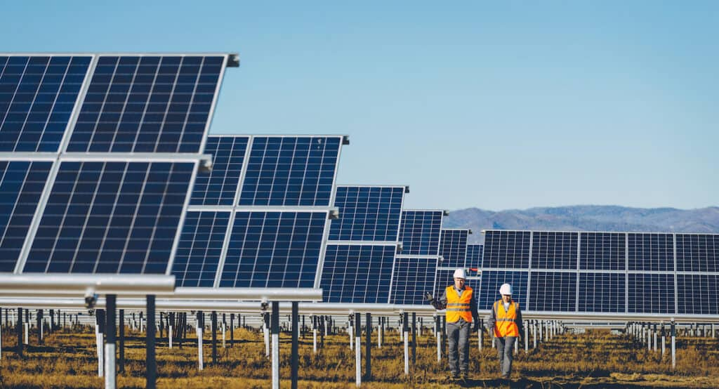 This Is How Solar Power Is Generated