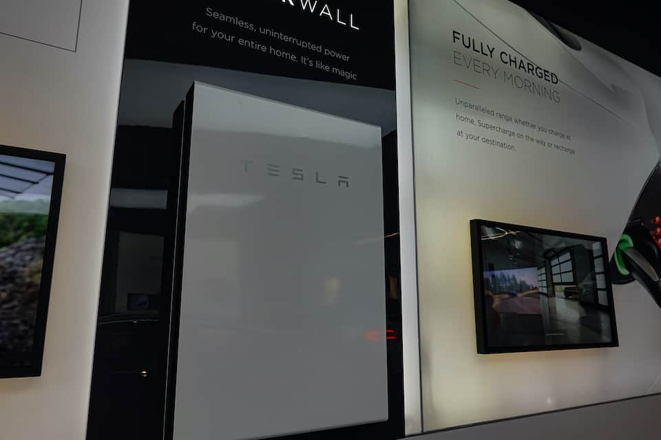 Using the Tesla Powerwall as UPS For Your Home