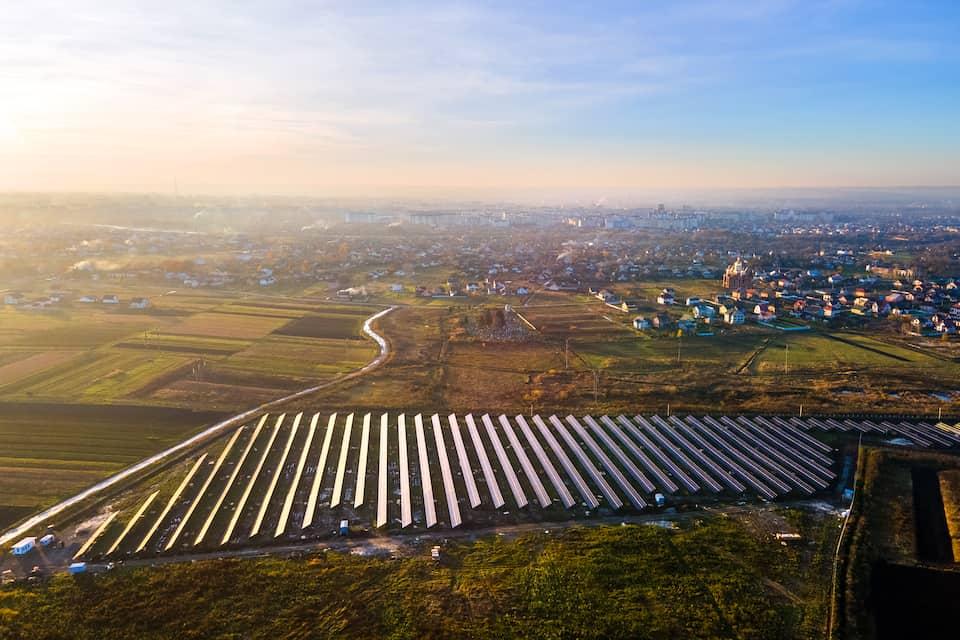 A Guide To Starting A Tesla Solar Farm