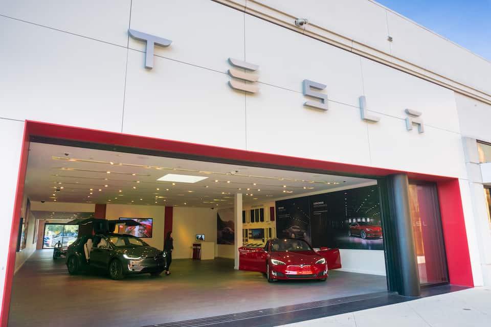 A Tesla Solar and Car Bundle