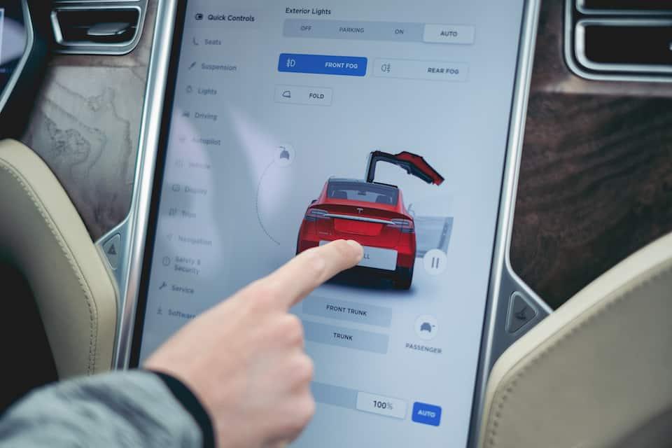 How To Troubleshoot a Tesla Model X Roof Leak