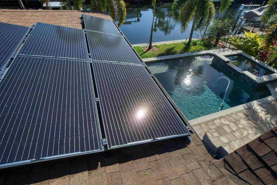 How To Use Tesla Solar for Pool Power