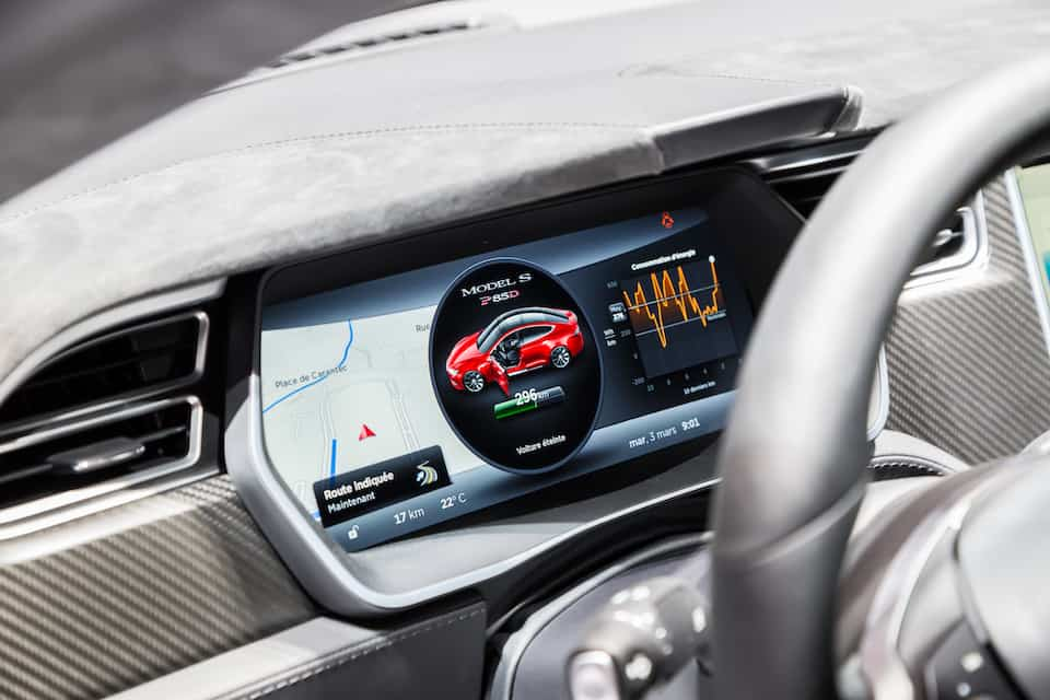 Model S Ludicrous Mode Explained