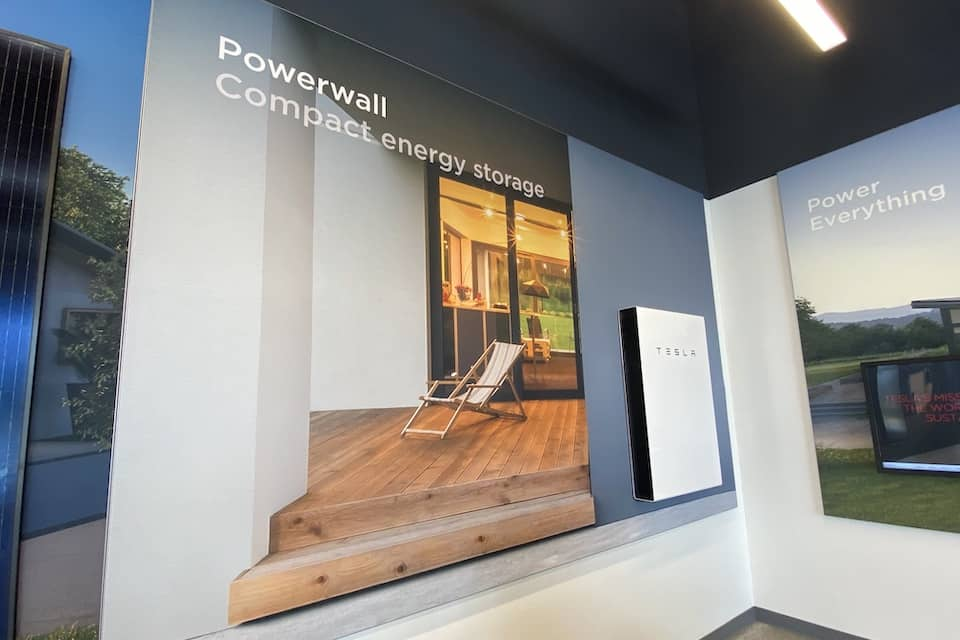 Tesla Powerwall and Charging from the Grid