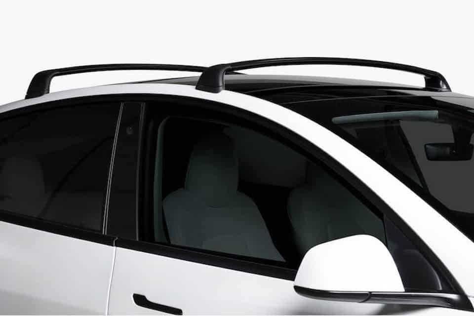 Tesla Roof Rack for Model Y Reviewed