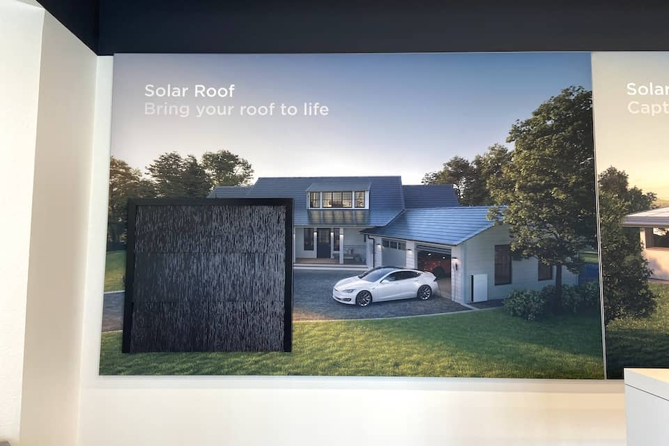 Tesla Solar Roof Efficiency Revealed