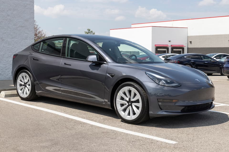 The Latest Model 3 Colors Sorted by Popularity