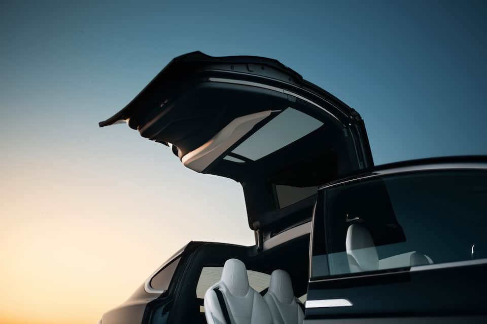 The Tesla Model X Roof Shade and Alternatives