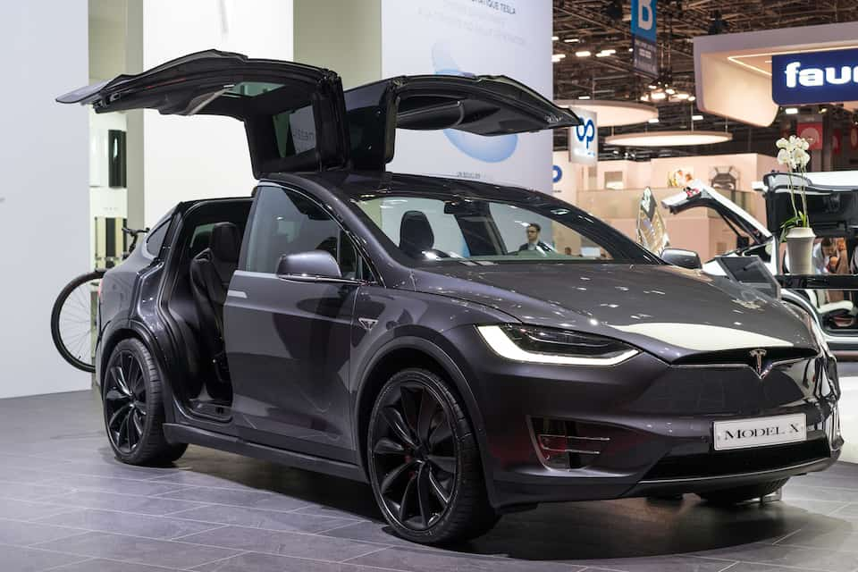 Can You Put a Roof Rack on a Tesla Model X?