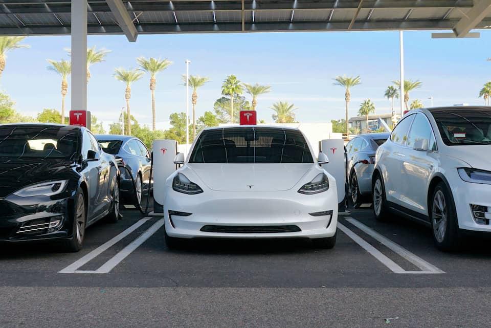 Model 3 Self-Parking