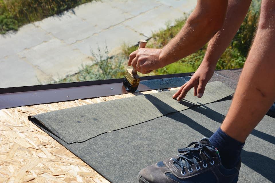 solar roof underlayment