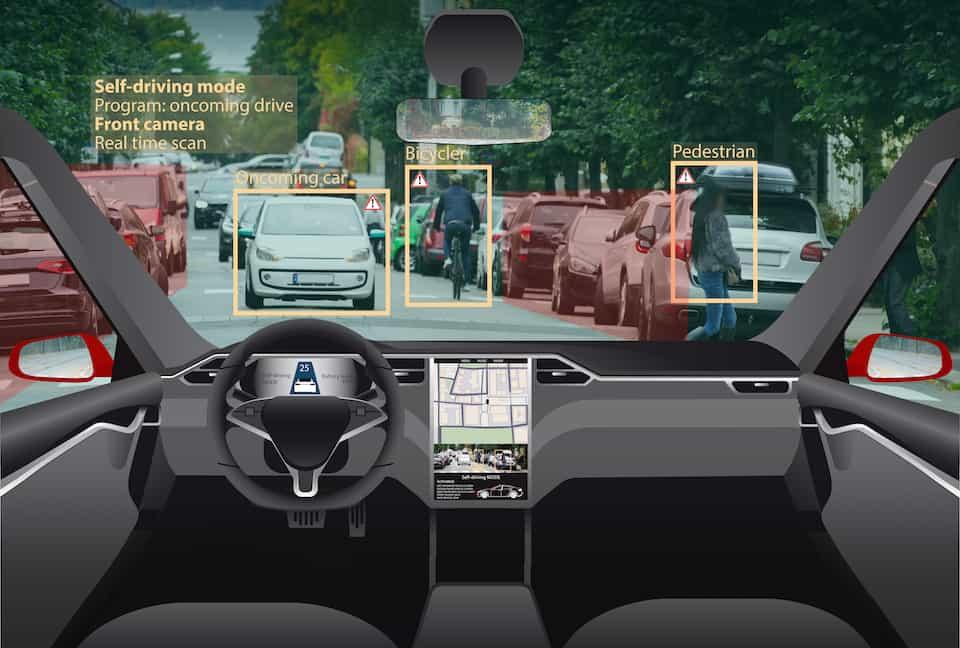 Tesla Autopilot and City Driving Explained