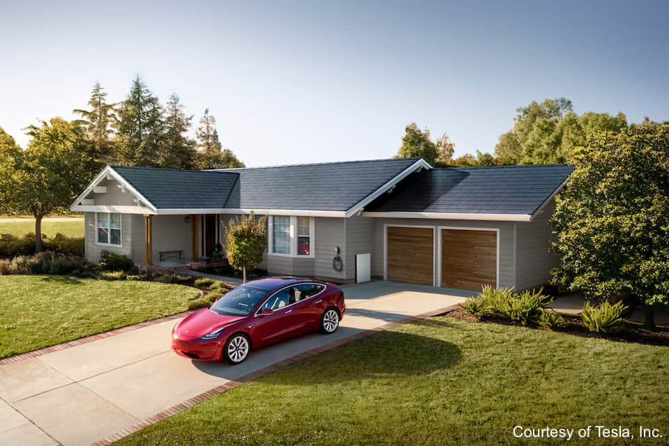 Tesla Solar Panels That Look Like Shingles Give You More Than You Think