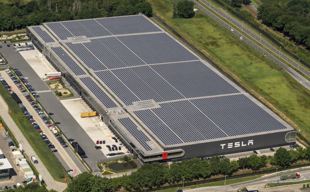 This is Where Tesla Makes (or Buys) Solar Panels