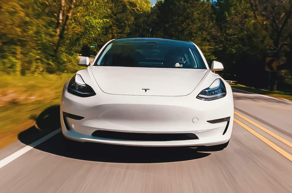 This is Where Tesla Model 3 Spare Tire Is (Or Isn't?)