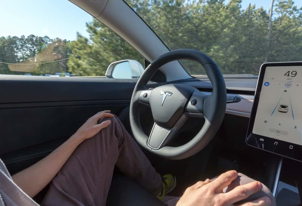 Tesla Autopilot and DUI - Technology Is Not A Defense (Yet)