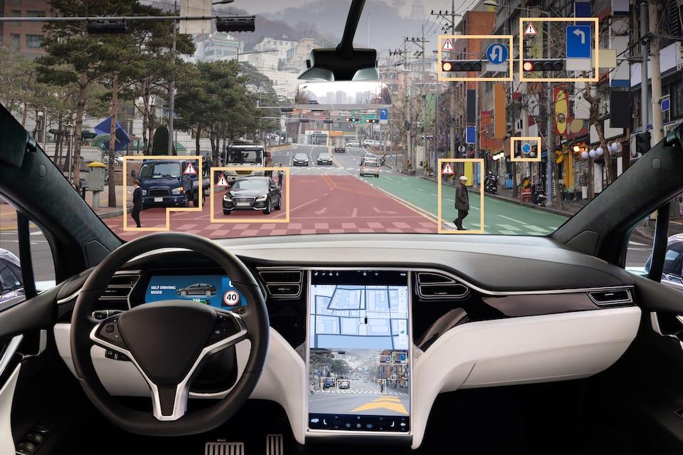 Tesla Autopilot and Traffic Lights Explained