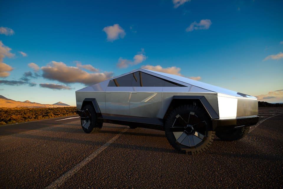 Cybertruck or Model X