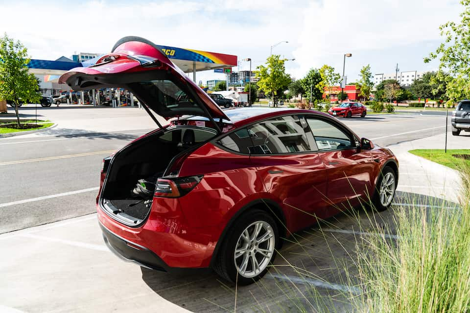 Model S Vs Model Y Cargo Space and More