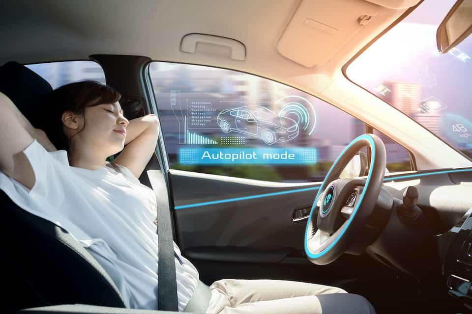 Tesla Autopilot Japan