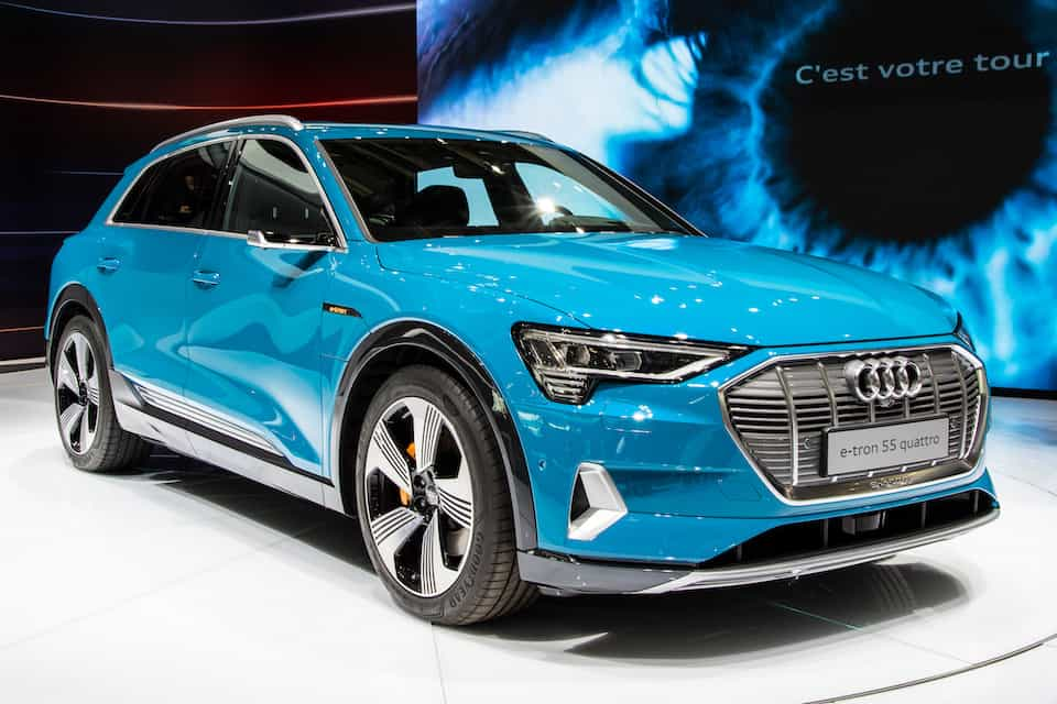 Tesla Model Y Versus Audi E Tron - And The Winner Is…