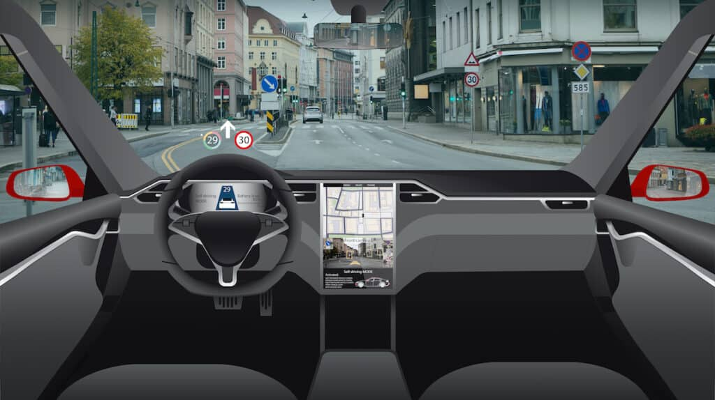 The Difference of Tesla Autopilot in Europe
