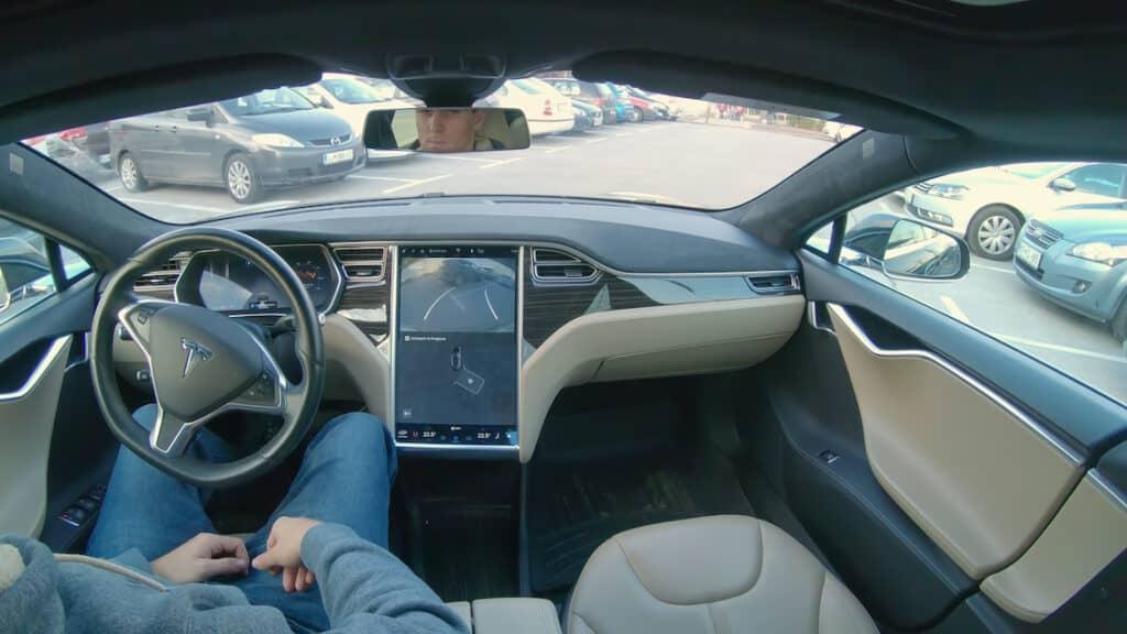 The Tesla Autopilot Sight System Explained