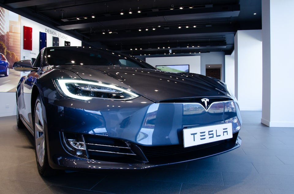 The Tesla Model S Raven Explained