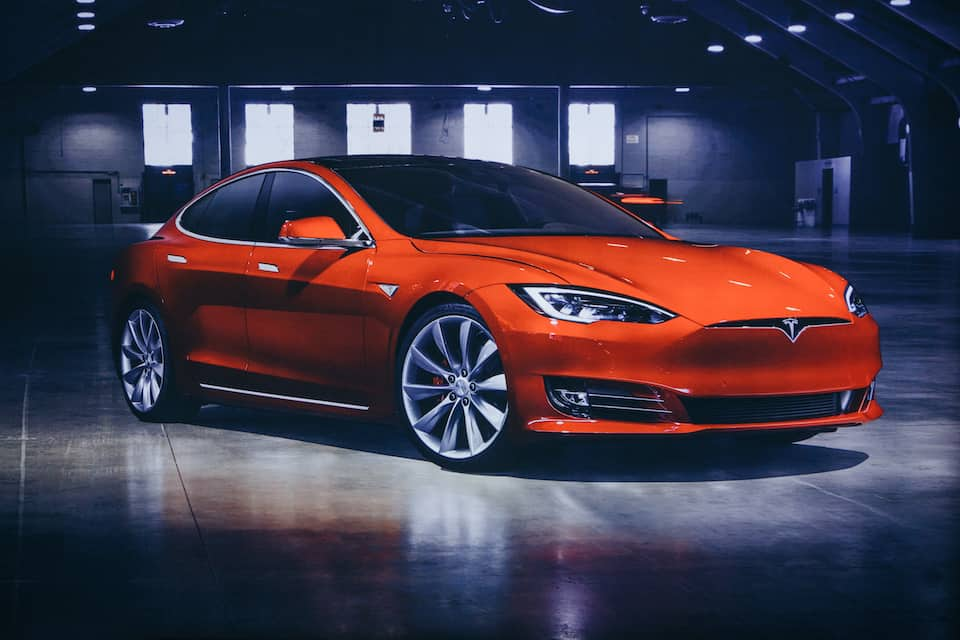 These Model S Have Ludicrous Mode