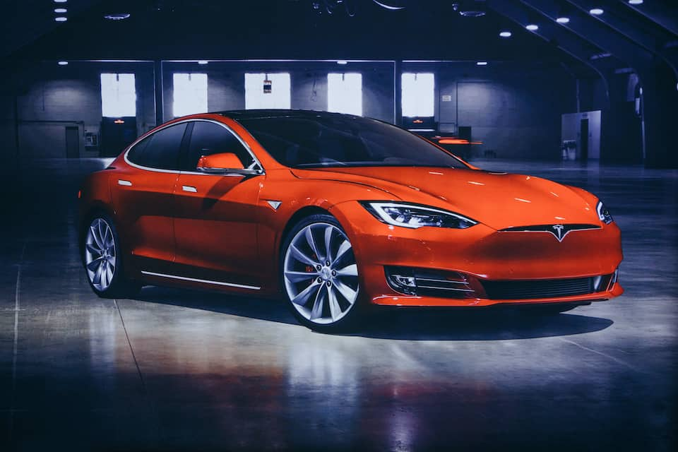 This Is What the Tesla Model S Really Looks Like