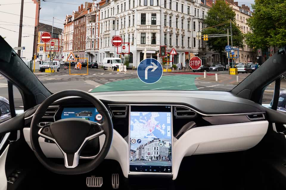 This Is Where Tesla Autopilot Will Work