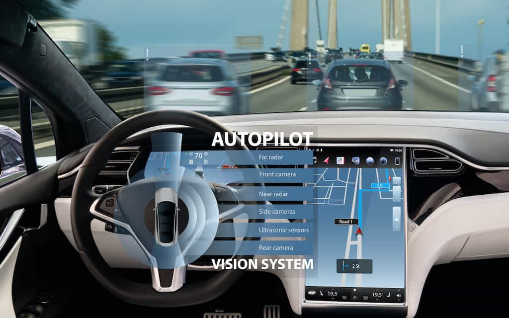 This Is Why Tesla Autopilot Failed
