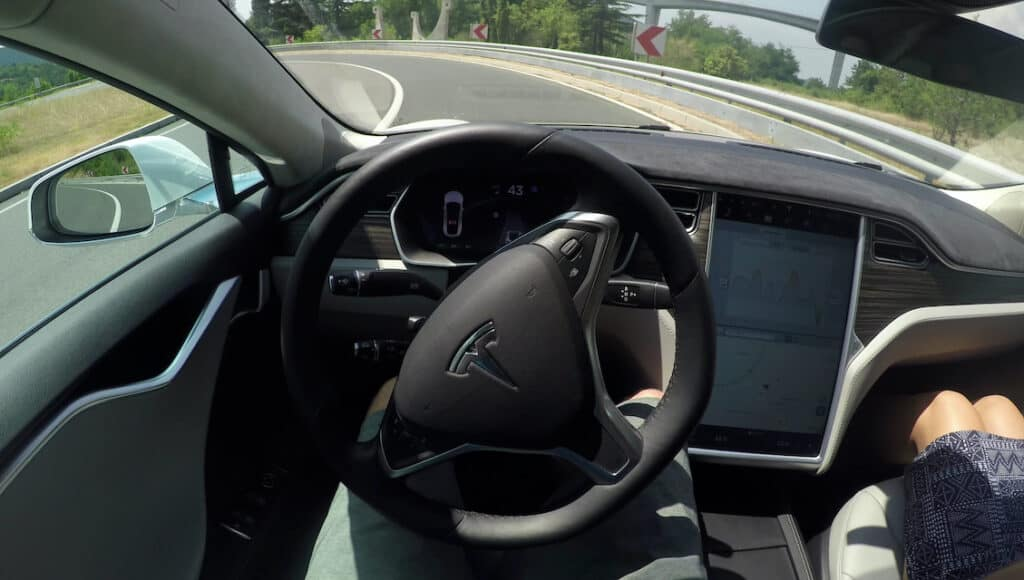 What You Need to Know about Tesla Autopilot Making Turns