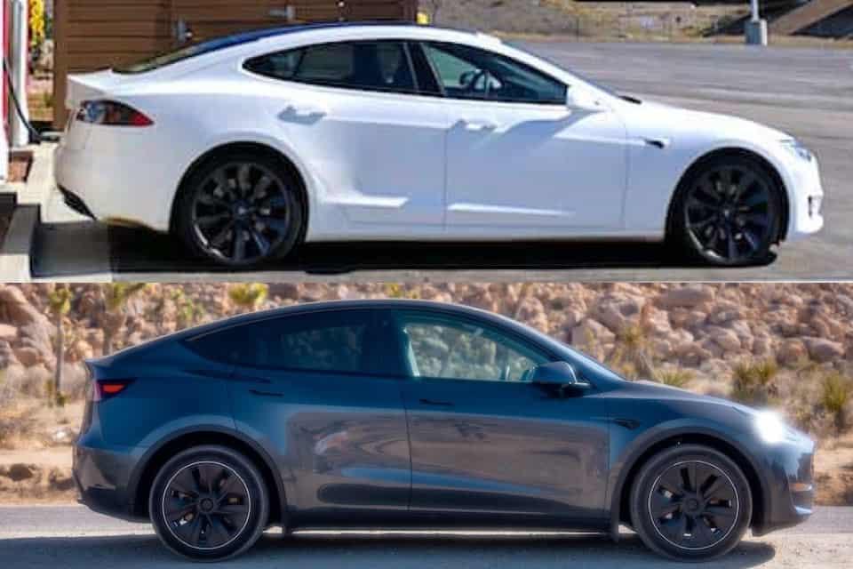 Model S Vs. Model Y